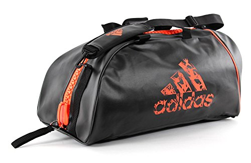 adidas-Martial-Arts-Bag-Judo-Karate-TKD-MMA-Boxing-Gear-Bag-Orange-Large