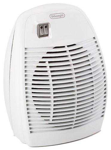 DeLonghi HVA0220 - Termoventilador vertical, 2000 W, termostato de seguridad, con asa, color blanco: Amazon.es: Hogar