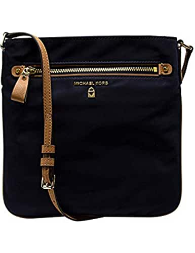 Michael Kors Large Crossbody Nylon (Admiral)