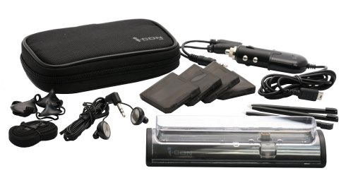 20-In-1 Starter Kit - Black for DS Lite (Station Nintendo Docking Ds)