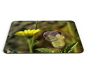 Sunflower Rectangle Mouse pad - Mouse Pad / Mouse pad / Mousepad / Mousepad - AArt #MP027 (9.84 X 7.87 inches)
