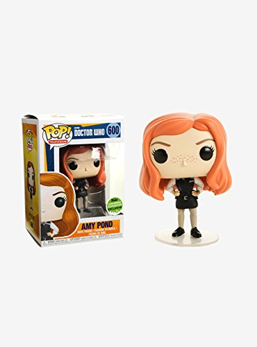 Funko Pop  Television Doctor Who Amy Pond  600  2018 Spring Convention Exclusive