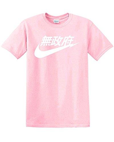 starboyshop224 Herren T-Shirt rosa Rose