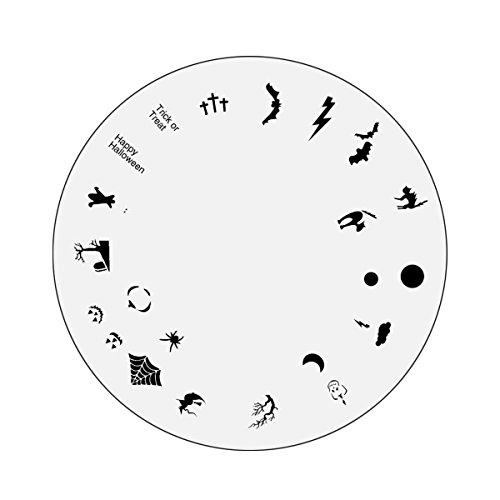 Nail Master Design Wheel: -