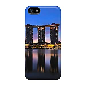 Snap-on Cases Designed For Iphone 5/5s- Marina Bay
