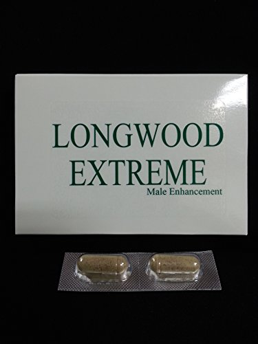 Longwood Extreme Natural Male Enhancement & Testosterone Booster (2) by LONGWOOD EXTREME