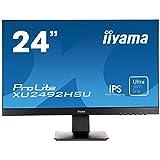 Iiyama Display monitor XU2492HSU-B1 (23.8 inches / full HD) (Marvel Black)
