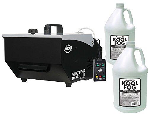ADJ American DJ Mister Kool II Low Lying Fog Machine w/ Fluid