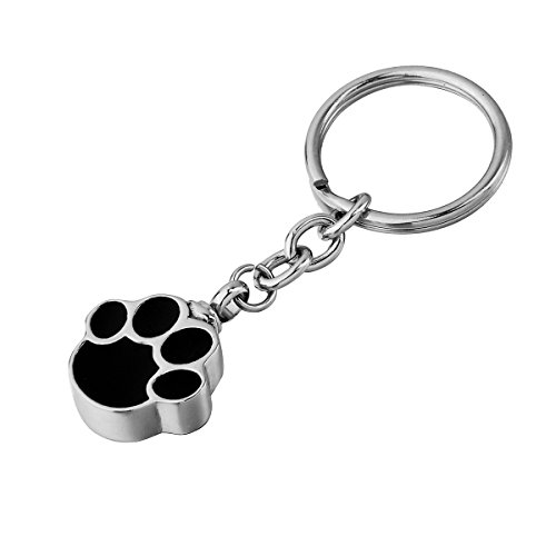 HOUSWEETY Stainless Keychain Memorial Cremation