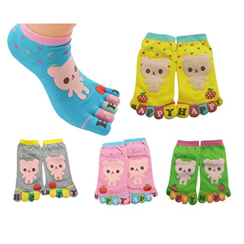 split toe socks for kids - 8