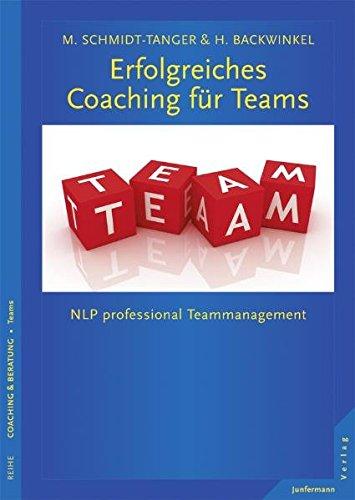 Erfolgreiches Coaching für Teams: NLP professional für Team- und Konfliktmanagement