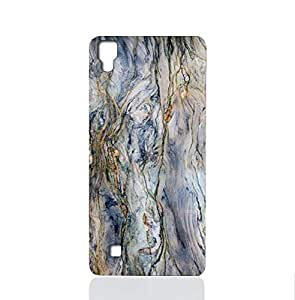 LG X skin Tpu Silicone Case With Marble texture 1101