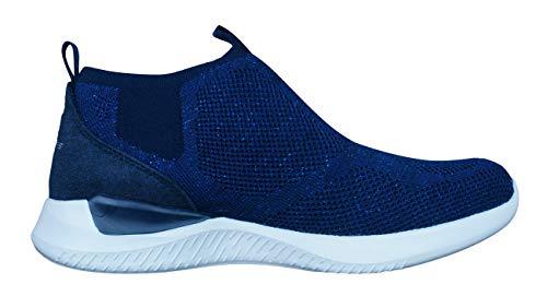 12459 Blu Donna Sneaker Skechers Navy Fwqd8g0S