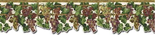 Grape Fruits壁紙ボーダーwd76836dc