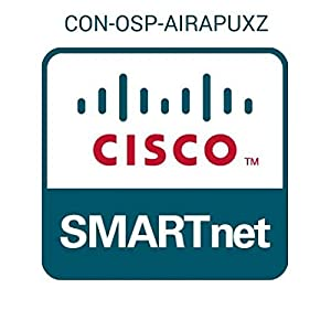 Cisco Smartnet CON-OSP-AIRAPUXZ for AIR-AP2702I-UXZBLK on-site 24x7 response time: 4 h by Protech
