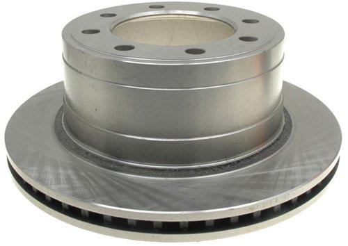 (Raybestos 780139R Professional Grade Disc Brake Rotor - Drum in Hat)