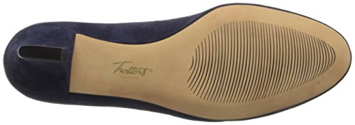 Pictures of Trotters Women's Penelope Pump Nude Patent Leather 10 W US 7