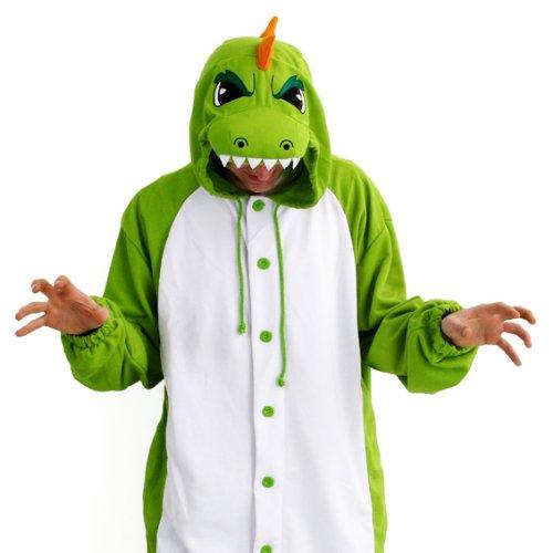 Dinosaurio Disfraz o pijamas de una pieza | Kigurumi Cosplay Onesie