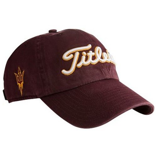 Titleist NCAA Collegiate Cap Arizona State Manufacturer Discontinued Model