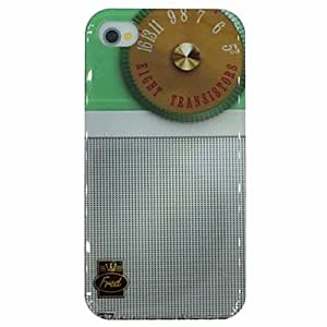 Tester Pattern PC Hard Back Cover Case for iPhone 4/4S