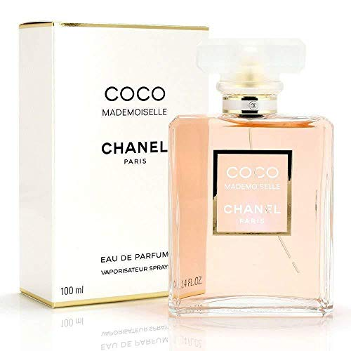 C H A N E L Coco Mademoiselle Eau De Parfum Intense 3.4 Oz (Parfum Channel)