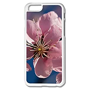 Flower Plastic Perfect Case Cover For IPhone 6