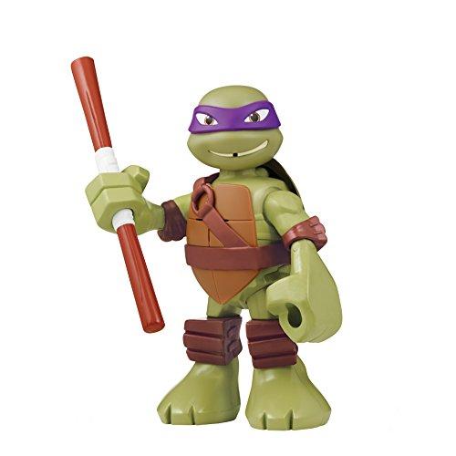 """Teenage Mutant Ninja Turtles Pre-Cool Half Shell Heroes 6"""" Donatello Powersound Talking Turtles Figure"""