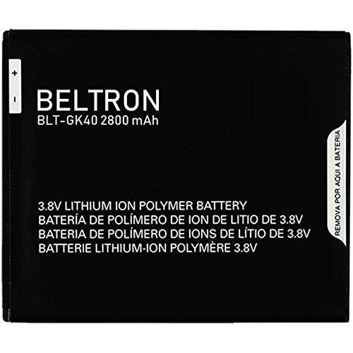 New 2800 mAh BELTRON Replacement Battery for Motorola G4 Play XT1607 - - Motorola Batteries Phone Cell