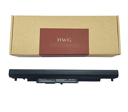 001 Hp Notebook (HWG HS04 HS03 battery for HP HSTNN-LB6U 240 G4/ 245 G4/ 250 G4/ 255 G4/ 256 G4 Series, fits Notebook 14G 14Q 15G 15Q HP 807956-001 807957-001 807612-421 HSTNN-LB6V N2L85AA HS04041-CL [4-cell, 14.6V])