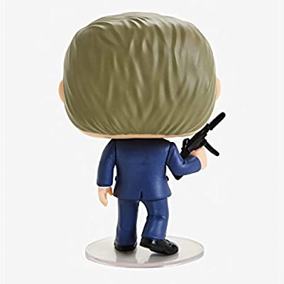 Funko Pop! Movies: James Bond - Daniel Craig (Quantum of Solace): Toys & Games