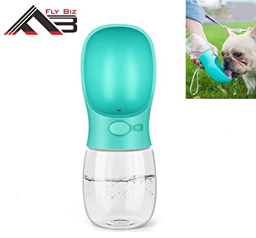 🥇 Flybiz Botella de Agua para Perro