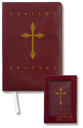 Catholic & Religious Aquinas Press Prayer Book - Healing Prayers Deluxe Edition