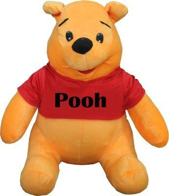98157fe29ef Buy Nexplora Industries Pooh Soft Plush Toy (40 CM) Online at Low Prices in  India - Amazon.in