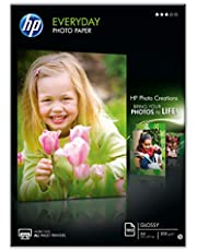 HP Q2510A Everyday Photo Paper Glossy 100A421x 29,7cm (A4) 200gr/m² Papel fotográfico
