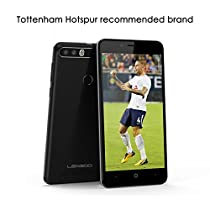 "Smartphone Leagoo Power 3G 4000mAh 5.0 ""HD IPS Android 7.0 Doppia fotocamera posteriore: 8.0MP AF + 5.0MP FF MT6580A Quad core 13. GHz 2 Micro SIM +1 TF Card 2G + 16G"