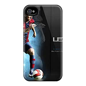 Protector Hard Cell-phone Cases For Iphone 6 With Provide Private Custom Fashion Messi Pictures Marycase88