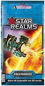 Devir Star Realms United: escenarios: Amazon.es: Juguetes y juegos