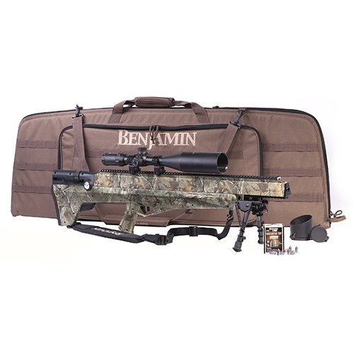 Benjamin Bulldog Big Game Hunter's Pack Air Rifle Air Force Pellet Guns