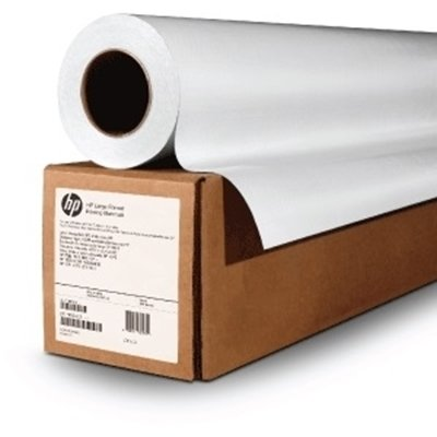 HP Universal Heavyweight Coated Paper- 24in x 100ft