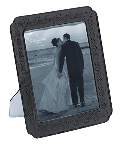 Black Waterford Wedding Heirloom 8 x 10 Frame Full - additional Vibrant colors available