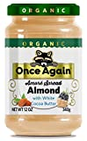 Once Again Amoré Organic Spread Almond with White Chocolate 12 oz