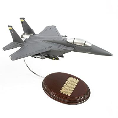 Mastercraft Collection Boeing F-15E Strike Eagle Model Scale:1/63