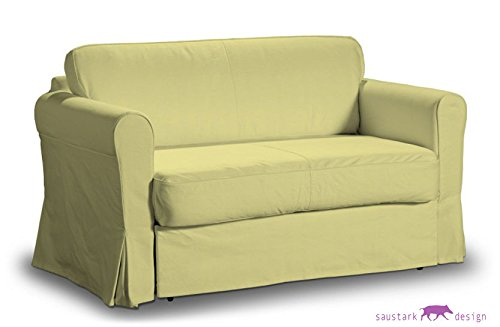 Saustark Design saustark design münchen cover for ikea hagalund 2 seat sofa bed