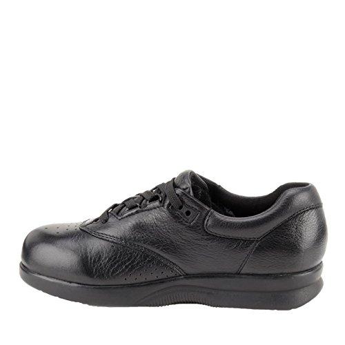 Softspots Womens Supremes Marathon Walking Shoes Nero