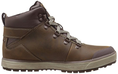 Merrell Heren Turku Trek Waterproof Winter Boot Zwarte Leisteen