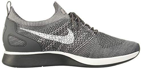 Flyknit Dark Grey NIKE Grau Homme Running Air Gunsmoke Chaussures Racer Grey Atmoshphere de White Zoom Mariah Compétition t6Zwqx6p