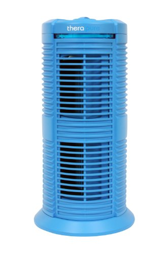 Envion Therapure TPP220-M Permanent HEPA Type Air Purifier Blue