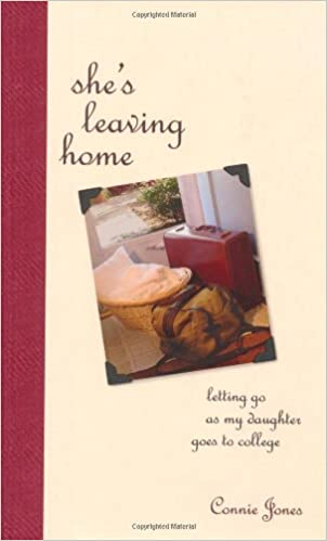 to my daughter leaving home