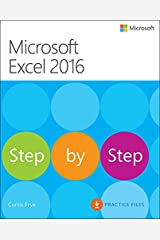 Microsoft Excel 2016 Step by Step Kindle Edition