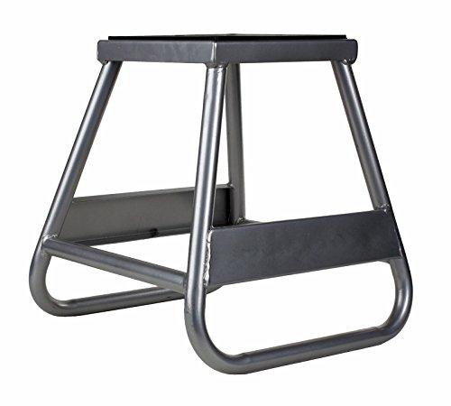 Aluminum Dirt Bike Stand (Dragway Tools 350 lb Aluminum Dirt Bike Maintenance Lift Jack MX Stand Hoist)